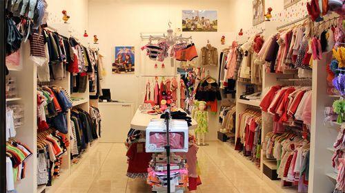 ed0901c3b05 Как открыть магазин детской одежды с нуля  бизнес план